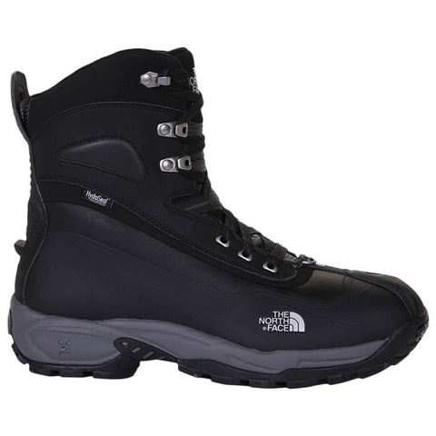 THE NORTH FACE MEN'S FLOW CHUTE WINTER BOOT BLACK/PEWTER