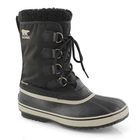 SOREL MEN'S 1964 PAC NYLON WATERPROOF WINTER BOOT