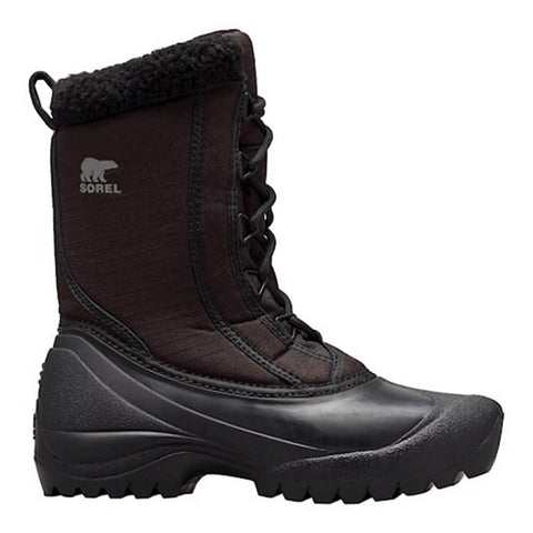 SOREL WOMEN'S CUMBERLAND -32C WATERPROOF WINTER BOOT BLACK