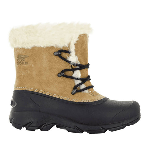 SOREL WOMEN'S SNOW ANGEL -32C WATERPROOF WINTER BOOT ROOTBEER
