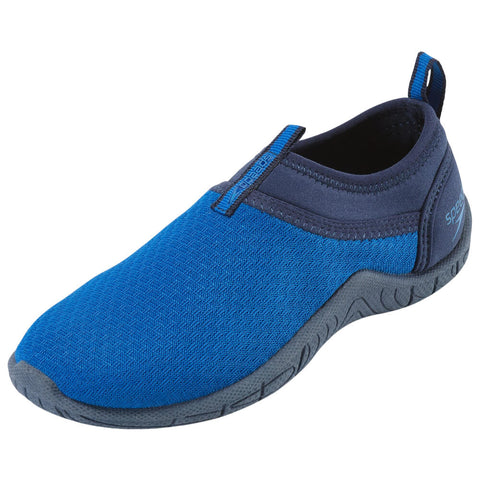 SPEEDO KIDS TIDAL CRUSER SLIDE NAVY/ROYAL