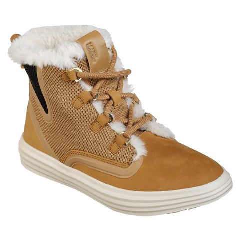 SKECHERS WOMEN'S SHOGUN - NELLIE WINTER BOOT WHEAT