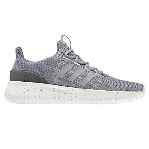 ADIDAS MEN'S CLOUDFOAM ULTIMATE RUNNING SHOE GREY/WHITE