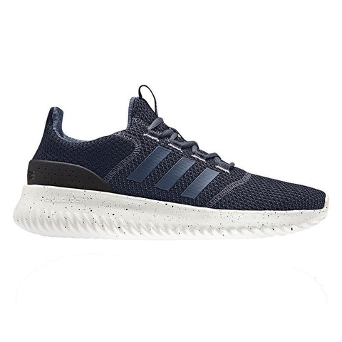 ADIDAS MEN'S CLOUDFOAM ULTIMATE RUNNING SHOE NAVY/BLACK/WHITE