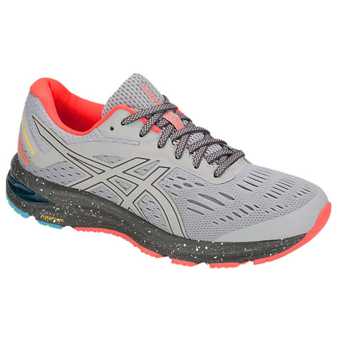 ASICS MEN'S GEL CUMULUS 20 RUNNING SHOE MARATHON MID GREY/DARK GREY