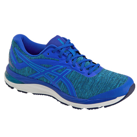 ASICS MEN'S GEL CUMULUS 20 MX RUNNING SHOE ILLUSION BLUE/ISLAND BLUE