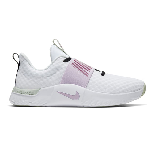 NIKE WOMEN'S IN SEASON TR 9 TRAINING SHOE WHITE/LILAC/BLACK/NOBLE RED