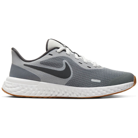 NIKE BOYS GRADE SCHOOL REVOLUTION 5 KIDS SHOE