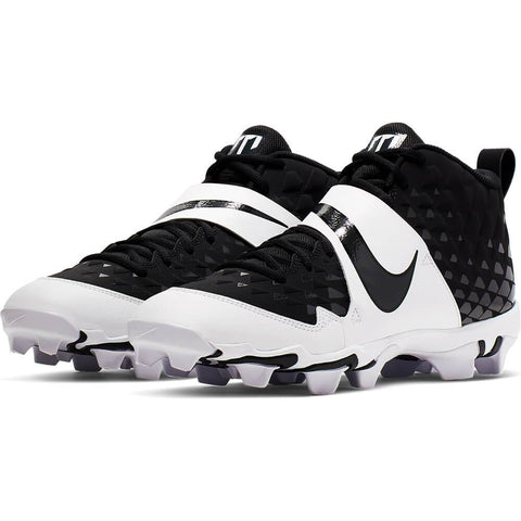 NIKE MEN'S FORCE TROUT 6 KEYSTONE BASEBALL CLEAT BLACK/ANTHRACITE