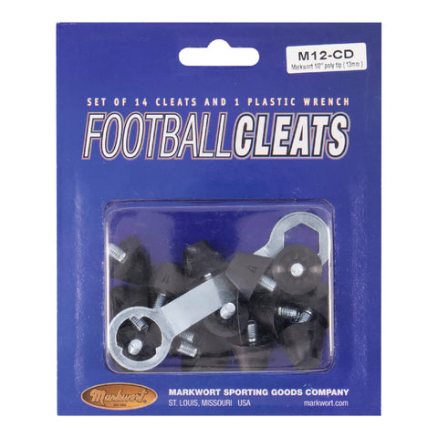 SIDELINES MEN'S MARKWORT 13MM REPLACEMENT FOOTBALL CLEAT