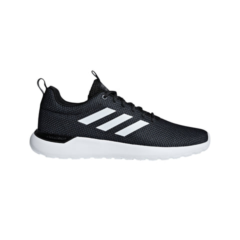 ADIDAS MEN'S LITE RACER CLN RUNNING SHOE WHITE/GREY/BLACK