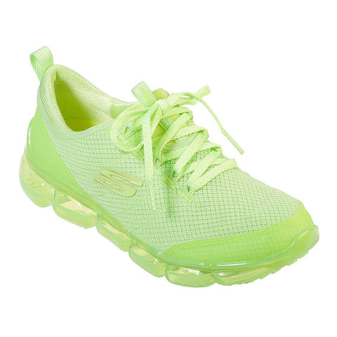 SKECHERS WOMEN'S SKECH-AIR 98-SIGNIFICANCE LIFESTYLE SHOE LIME