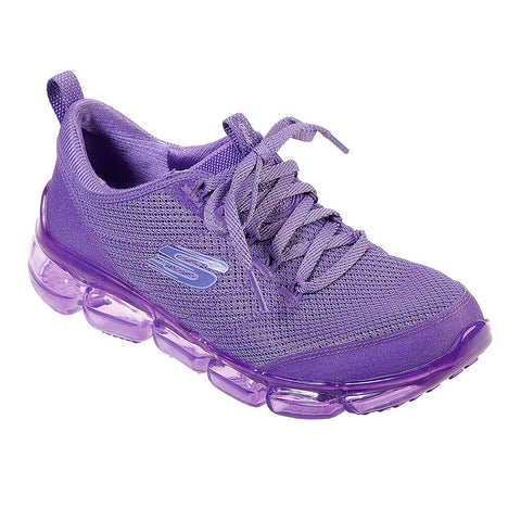 SKECHERS WOMEN'S SKECH-AIR 92-SIGNIFICANCE LIFESTYLE SHOE PUR