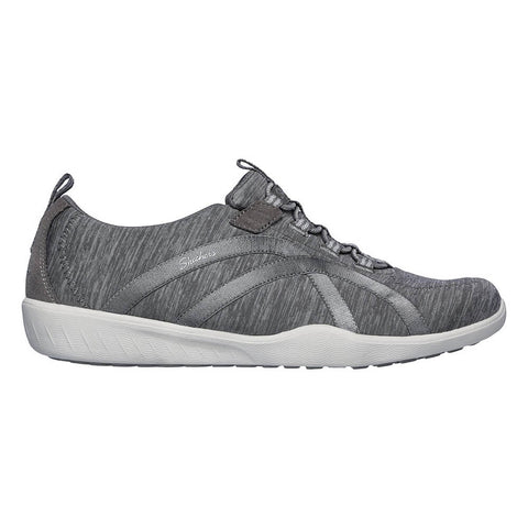SKECHERS WOMEN'S NEWBURY ST. LIFESTYLE SHOE GREY
