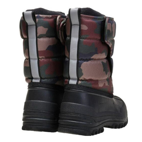POLO GIRLS HAMILTEN EZ WINTER BOOT ARMY CAMOUFLAGE
