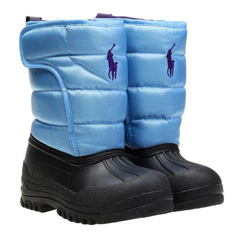 POLO BOYS HAMILTEN EZ WINTER BOOT TURQUOISE