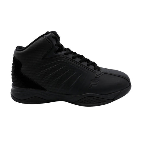 FILA MEN'S ENTRAPMENT 6 BASKETBALL SHOE BLACK/BLACK/BLACK