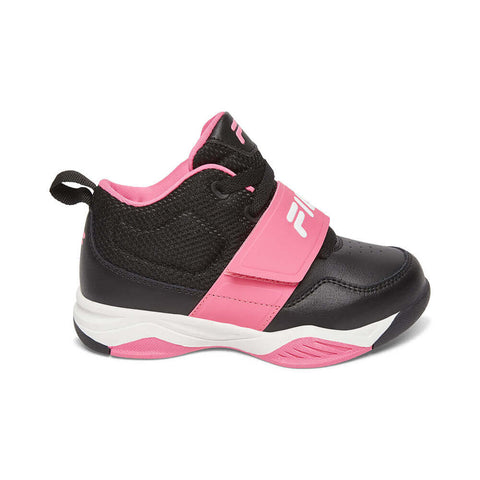 FILA BOYS SKYBUZZER KIDS SHOE BLACK/KOPK/WHITE