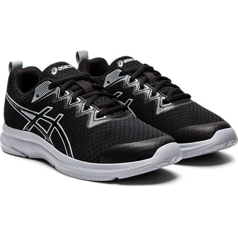 ASICS BOYS GRADE SCHOOL SOULYTE KIDS SHOE BLACK/GREY