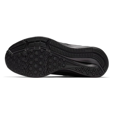 NIKE BOYS PRE-SCHOOL DOWNSHIFTER 9 KIDS SHOE BLACK/BLACK/BLACK SOLE