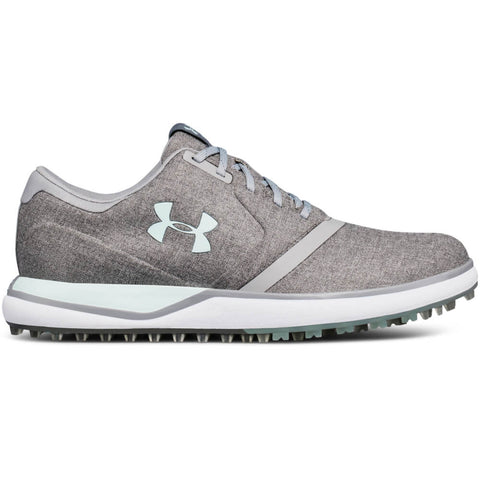 UNDER ARMOUR WOMEN'S PERFORMANCE SL GOLF CLEAT GREY