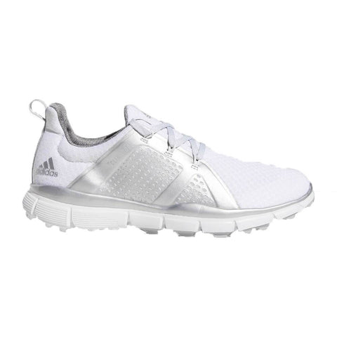 ADIDAS WOMEN'S CLIMACOOL CAGE GOLF CLEAT WHITE