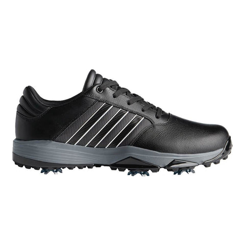 ADIDAS MEN'S 360 BOUNCE GOLF CLEAT BLACK/BLACK