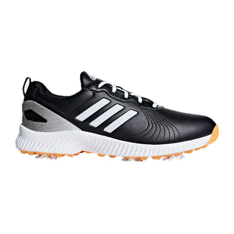 ADIDAS WOMEN'S RESPONSE BOUNCE GOLF CLEAT BLACK/WHITE
