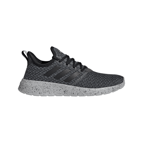 ADIDAS MEN'S LITE RACER RBN LIFESTYLE SHOE BLACK/BLACK/GREY
