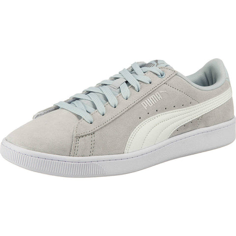 PUMA WOMEN'S VIKKY V2 MID LIFESTYLE SHOE PLEIN AIR/WHITE