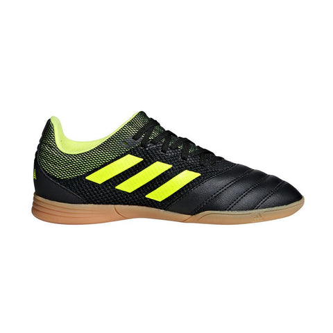ADIDAS JUNIOR COPA 19.3 INDOOR COURT SHOE YELLOW/BLACK