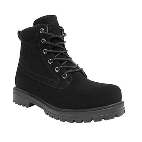 FILA MEN'S EDGEWATER 12 WINTER BOOT BLACK/BLACK