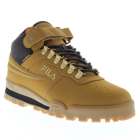 FILA MEN'S F-13 WEATHER TECH WINTER BOOT WHEAT/ESPRESSO/MARIGOLD