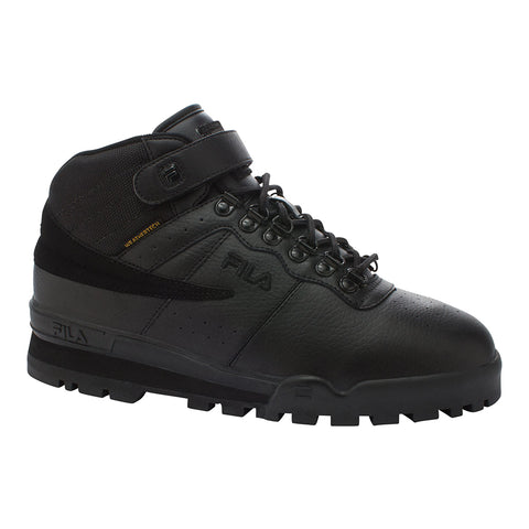 FILA MEN'S F-13 WEATHER TECH WINTER BOOT BLACK/BLACK/BLACK
