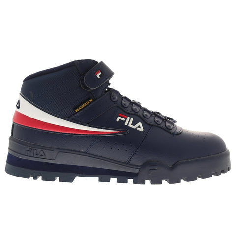 FILA MEN'S F-13 WEATHER TECH WINTER BOOT NAVY/WHITE/RED