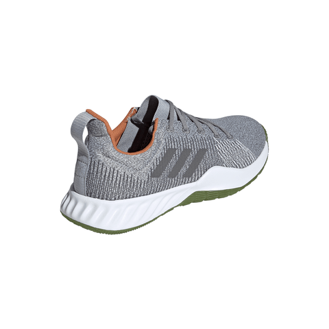ADIDAS MEN'S SOLAR LT TRAINER RUNNING SHOE GREY/GREY