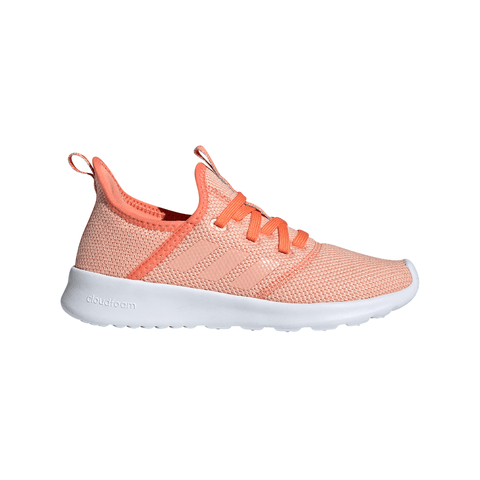 ADIDAS GIRLS GRADE SCHOOL/PRE-SCHOOL CLOUDFOAM PURE KIDS SHOE PINK/PINK
