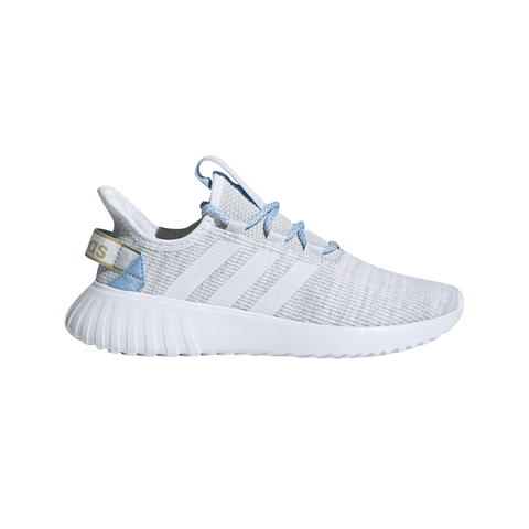 ADIDAS WOMEN'S KAPTIR X RUNNING SHOE BLUE/WHITE/BLUE