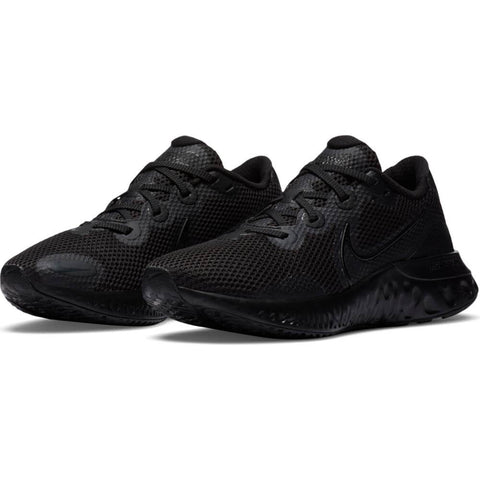 NIKE WOMEN'S RENEW RUN RUNNING SHOE BLACK/BLACK/BLACK/ANTHRACITE