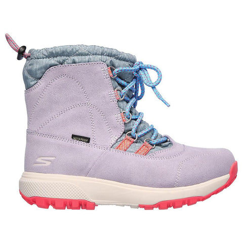 SKECHERS WOMEN'S OUTDOOR ULTRA - ARCTIC CHILLS WINTER BOOT MULTI