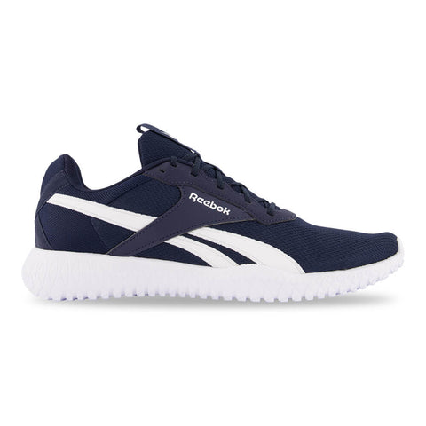 REEBOK MEN'S FLEXAGON ENERGY 2.0 MT TRAINING SHOE NAVY/WHITE/NAVY