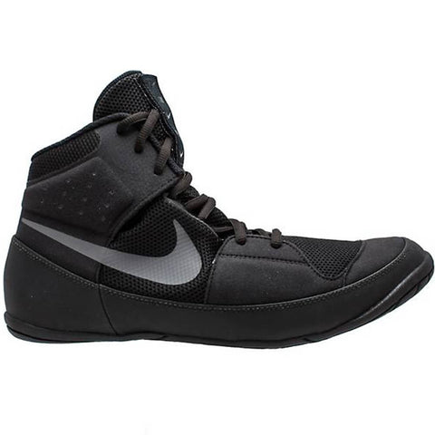 NIKE MEN'S FURY WRESTLING SHOE BLACK