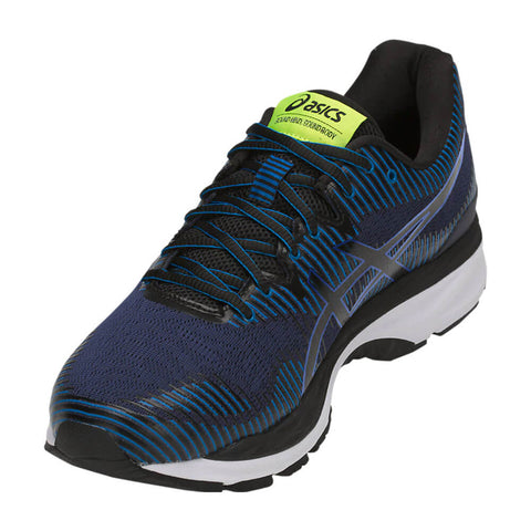 ASICS MEN'S GEL-ZIRUSS 2 RUNNING SHOE INDIGO BLUE/BLACK