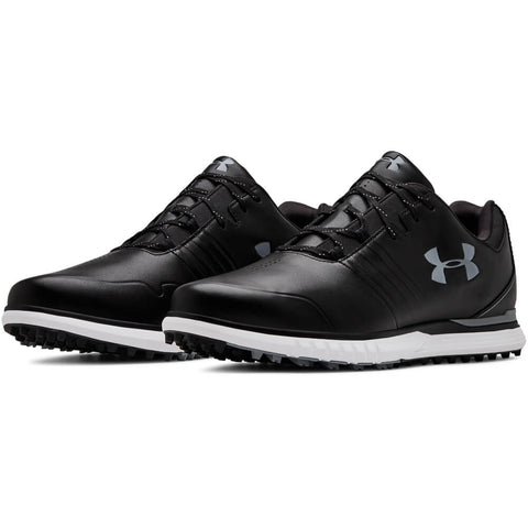 UNDER ARMOUR MEN'S SHOWDOWN SL GOLF CLEAT BLACK