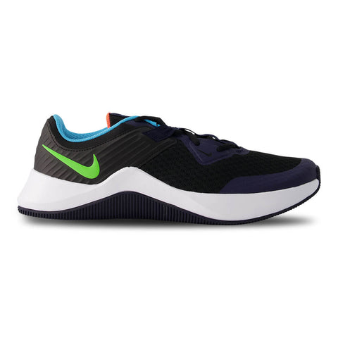 NIKE MEN'S MC TRAINER TRAINING SHOE BLACK/ELECTRIC GREEN/BLACK/BLUE