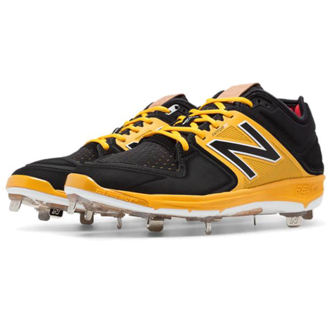 NEW BALANCE MEN'S L3000BY3 WIDTH D BASEBALL METAL CLEAT