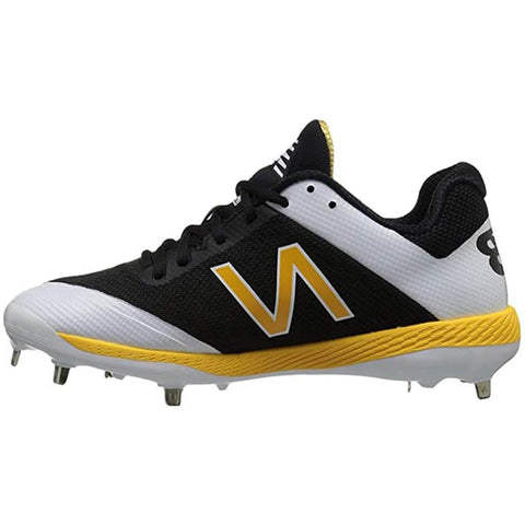 NEW BALANCE MEN'S L4040BY4 WIDTH D BASEBALL METAL CLEAT