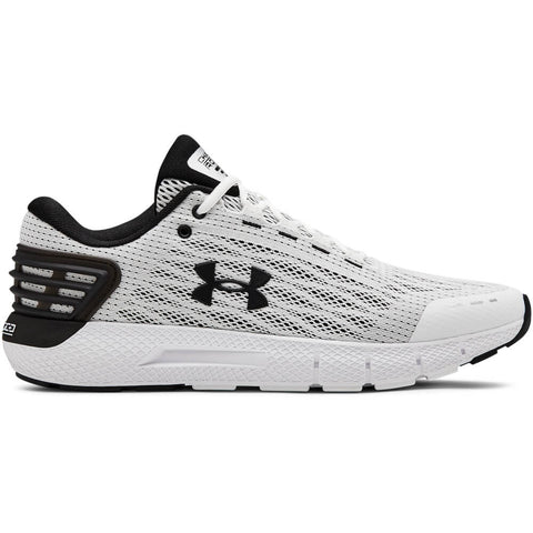 UNDER ARMOUR MEN'S CHARGED ROGUE RUNNING SHOE WHITE
