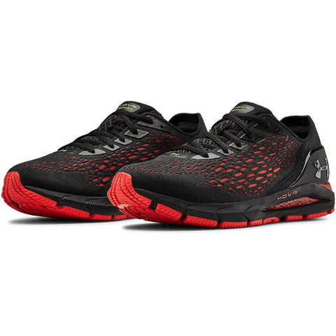 UNDER ARMOUR MEN'S HOVR SONIC 3 RUNNING SHOE BLACK