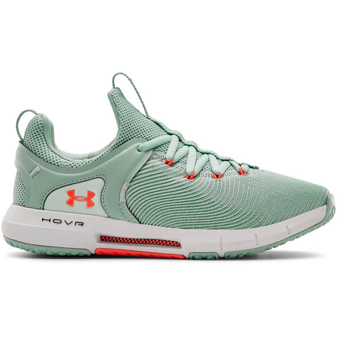 UNDER ARMOUR WOMEN'S HOVR RISE 2 TRAINING SHOE BLUE